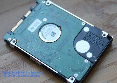 """Interfaceboard van een 2,5"""" harddisk"""